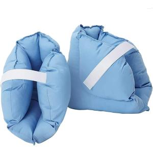 床ずれ防止クッション 踵 手 足 サポート 介護(かかと用クッション2個)