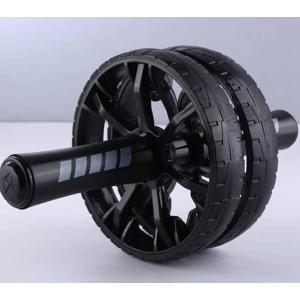 エクササイズローラー エクササイズウィル スリムトレーナー 超静音 腹筋ローラー 膝マット付き 床に優しい 最新版 MDM sevenleaf