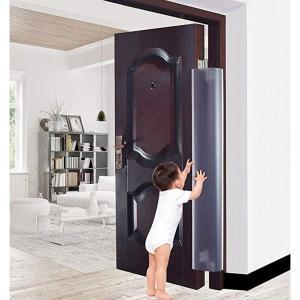 ドア 指はさみ 防止 指ブロック フィンガーガード 隙間カバー 安全対策 セーフティー(23x130...
