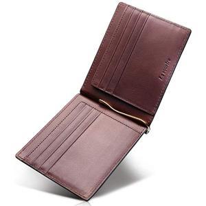 (薄くても使いやすい、絶妙なサイズ感を実現) マネークリップの一番の魅力、それは「薄さ」です。  財...