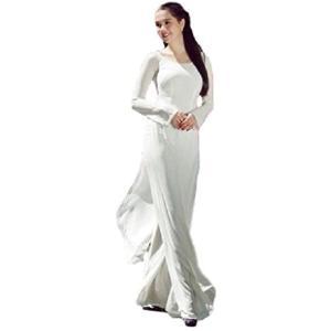 アオザイ ベトナム 女子高生 学校 制服 民族 衣装 JK 長袖 レディース パンツ 付き 襟なし(襟なし ファスナータイプ, S)|sevenleaf