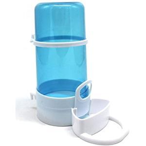 自動給餌器 えさ入れ ハムスター 小鳥 小動物用 ケージ固定 水飲み エサ入れ容器 sevenleaf