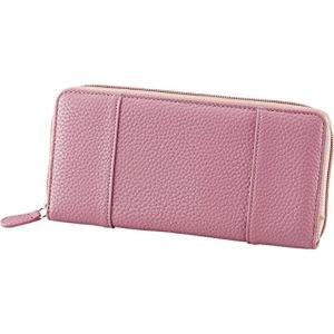 0c00da3841f2 一目瞭然 やりくり仕分け財布[93171](ピンク, 20×10×マチ2.5cm(8.5×5.4cm)