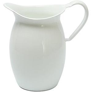 ・お客様にお水をサーブをするのに ・また、お花を生けても ・琺瑯製なのでにおいがつきにくいサイズ:1...