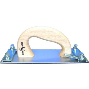 ・「用途」ペーパーがけ用クリップ式ハンドサンダー。 「機能・特徴」クリップ式でペーパーの取替が簡単で...