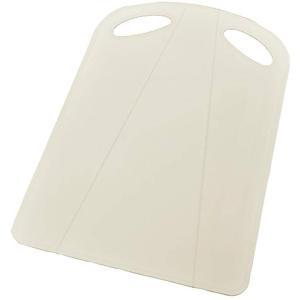 トンボ 折れる まな板 37×24.5×0.2厚cm(モカ)