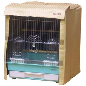 小鳥が安心してお休みできるカバー。  2層設計で風通しもよくオールシーズン対応です。   サイズ:3...