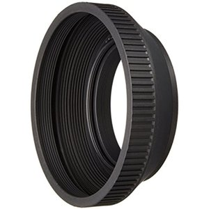 UN フード ラバーレンズフード ブラック UN-5149(49mm)