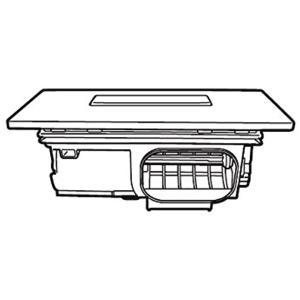 洗濯機 乾燥フィルター クリスタルホワイト AXW2XK7TS5|sevenleaf