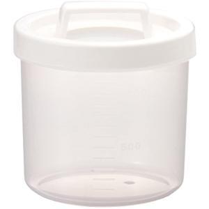 ・マルチ発酵器「ヨーグルティア」専用の内容器サイズ:直径140×高さ145mm本体重量:156g素材...
