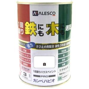 1回塗りハウスペイント 白 0.5L(白0.5L)|sevenleaf