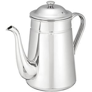 ・コーヒーポット 3.0L・ステンレス製・重量:1130g・底径:15.4cm / / ・銅製及びス...