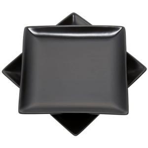 エムズスタイル ブラックスクエアープレートS ペアセット MS-90055[JS-55]