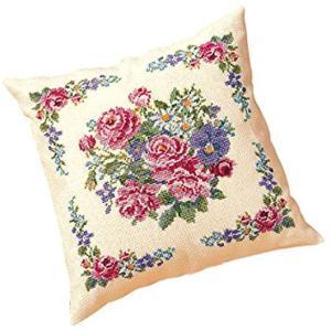 人気の花柄をキットにしてご用意致しました。 いつものお部屋にアクセントとしてより贅沢に彩ります。 ロ...