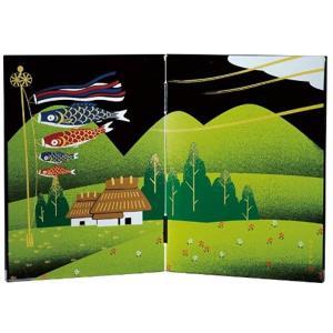 ・日本の代表的な歳時を屏風に表現 ・四季折々の季節感をお部屋に演出 ・お正月・桃の節句・端午の節句・...