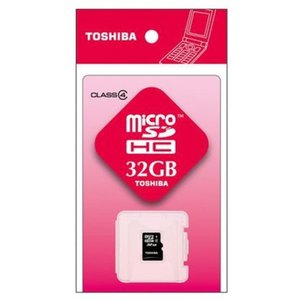 microSDHCメモリカード[SD-ME032GS](32GB) sevenleaf