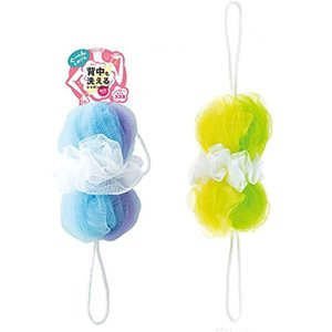 背中も洗えるシャボンボール ミックス 2色セット B&G|sevenleaf