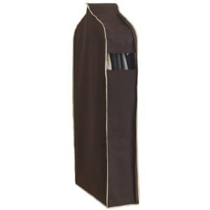 数枚の衣類をまとめて収納しかもバーにかけたまま出し入れができる、「パーソナルクローク L」です。 落...