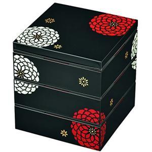 ・大きな花の模様が美しい、黒と赤をベースに配色したシンプルでモダンなシリーズ、「百華」 ・パーティー...