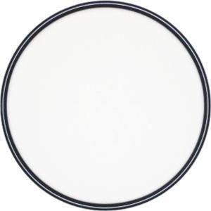 ペール缶クッション[ホワイト/ネイビー](ホワイト/ネイビー)|sevenleaf