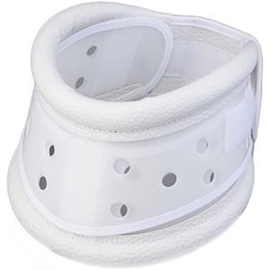・高さ調節できますので、頸部をしっかり固定できます。 ・マジックテープで簡単に着脱でき、ムレ防止の通...