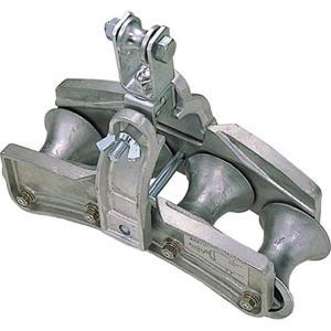 ・W150×L340×H300mm ・安全最大荷重 6.8kN ・質量 4.5kg ・最大ケーブル径...