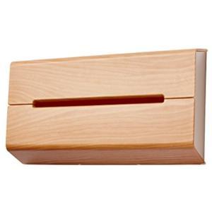『壁に貼って』使える、ティッシュケース。  様々な場所にテッシュケースが多数存在する日常空間。  か...