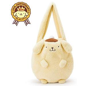 ポムポムプリン20th キャラクター形ボアトートバッグ あったか[878413]|sevenleaf