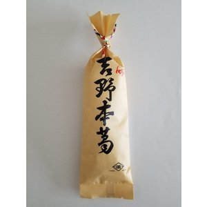 吉野本葛 国産 葛粉 100g 100%奈良吉野地方の原材料で作られた本葛