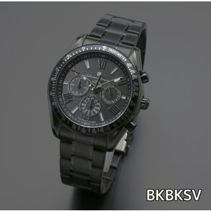 Salavatore Marra メンズ腕時計 電波ソーラークロノグラフSM1156|sevenrays|02