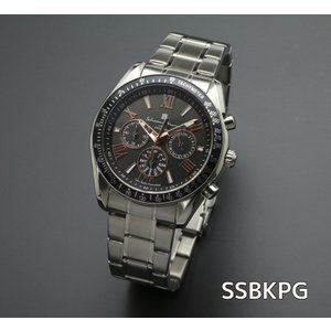 Salavatore Marra メンズ腕時計 電波ソーラークロノグラフSM1156|sevenrays|04