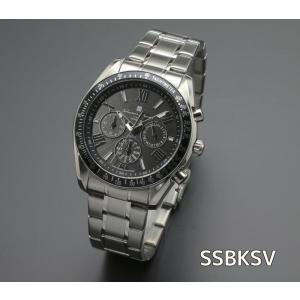 Salavatore Marra メンズ腕時計 電波ソーラークロノグラフSM1156|sevenrays|05