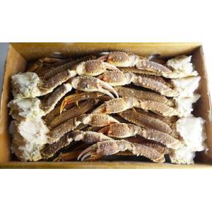 ずわい蟹 5L 5kg 超特大 生冷凍 (ロシア産)