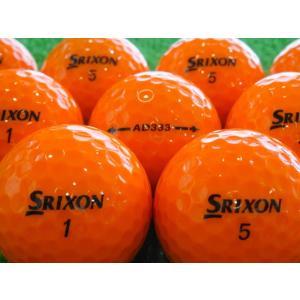 ロストボール DUNLOP ダンロップ SRIXON スリクソン AD333 カラー 20球セット 当店Aランク 中古 ゴルフボール