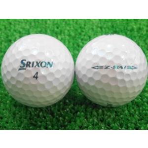 ロストボール SRIXON スリクソン Z-STAR 2015年モデル ロイヤルグリーン 1ダース 12球 当店Aランク 中古 ゴルフボール