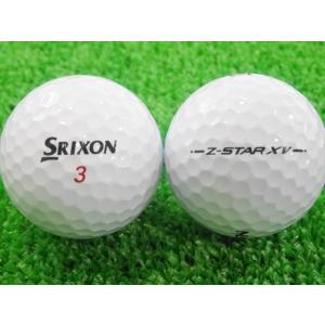 ロストボール SRIXON スリクソン Z-STAR XV 2013年モデル 1ダース 12球セット 当店Aランク 中古 ゴルフボール