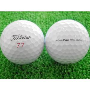 ロストボール タイトリスト PRO V1X 2015年モデル 1ダース 12球 当店Aランク 中古 ゴルフボール
