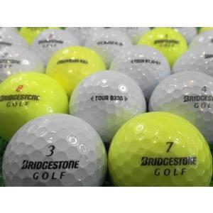ロストボール 美品 ブリヂストン B330 シリーズ B330 / B330S / B330RX / B330RXS 2014年モデル 30球セット 中古 ゴルフボール