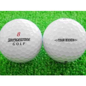 ロストボール 美品 ブリヂストン BRIDGESTONE TOUR B330 X/B330 S 1個 2016年モデル 中古 ゴルフボール