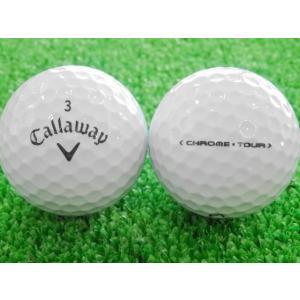 ロストボール 美品 キャロウェイ Callaway CHROME TOUR クローム ツアー 2016年モデル 1個 中古 ゴルフボール