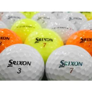 ロストボール 美品 SRIXON スリクソン Z-STARシリーズ 30球セット 中古 ゴルフボール