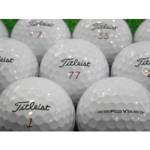 ロストボール タイトリスト PRO V1X 2015年モデル 20P 当店Bランク 中古 ゴルフボール