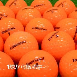 ロストボール ツアーステージ エクストラディスタンス EXTRA DISTANCE 1個 当店Cランク 中古 ゴルフボール BRIDGESTONE ブリヂストン
