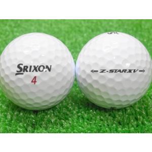 ロストボール SRIXON スリクソン Z-STAR XV 2017年モデル 1個 当店Cランク 中古 ゴルフボール