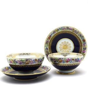 フランスが誇るセーブル窯はポンパドール婦人の助力もあって、王立窯として発展を遂げました。1759年、...
