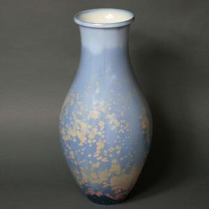 セーブル 花瓶 デクール 11(MR648) 稀少な一点物 ハンドメイド Sevres