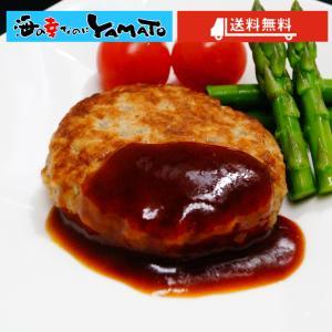 やわらか鶏肉ハンバーグ 60gx20個 1.2kg 国産鶏肉使用 鳥 とり トリ にく 惣菜 時短