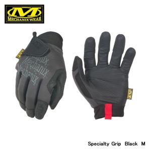 【MECHANIX WEAR/メカニックスウェア】 Specialty Grip Black M 品番:msg-05-009|sfidarestore