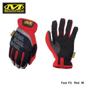 【MECHANIX WEAR/メカニックスウェア】 Fast Fit Red M 品番:mff-02-009|sfidarestore