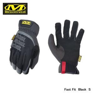 【MECHANIX WEAR/メカニックスウェア】 Fast Fit Black S 品番:mff-05-008|sfidarestore